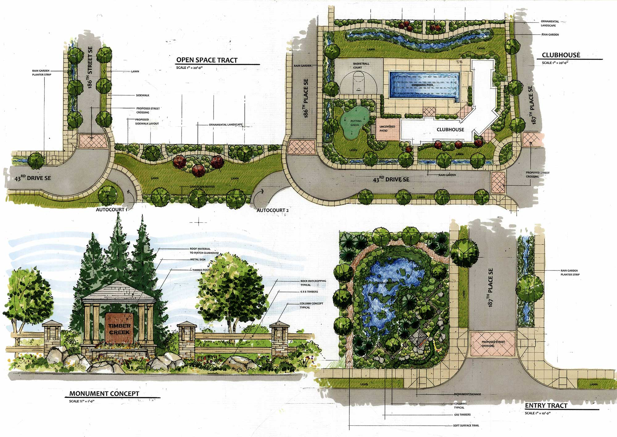 Design Landscaping Services WA