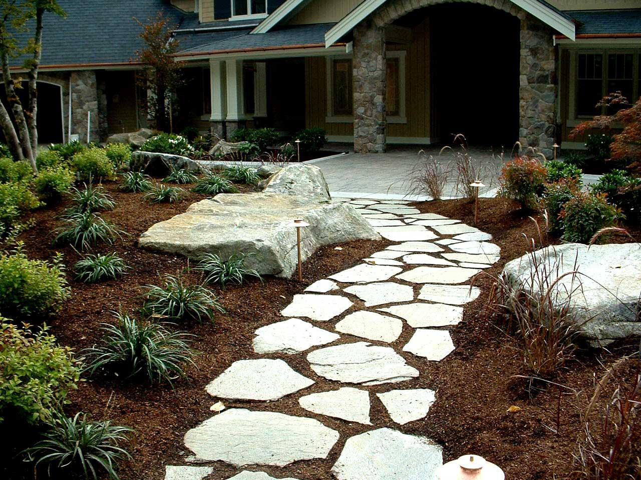 Landscaping Redmond-WA